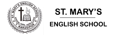 St Mary English School Logo